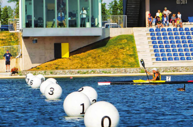 Volunteer Management: Welland International Flatwater Centre
