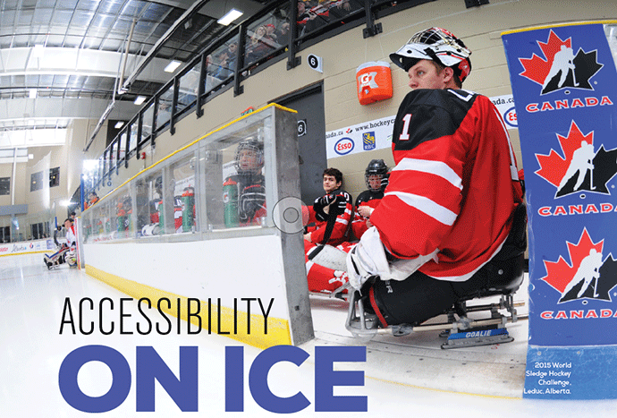 Accessibility On Ice