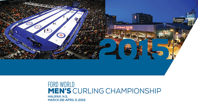 Halifax and Swift Current host the Ford World Curling Championships