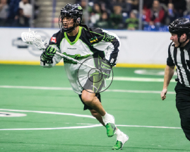 Saskatchewan Rush Lacrosse: It's been a banner year for the Rush. Not only did this National Lacrosse League Western Division team move to Saskatoon from Edmonton, they made believers out of the hometown crowd when they brought home the 2016 Champion's Cup.