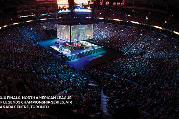 League of Legends Championship Series - Air Canada Centre, Toronto