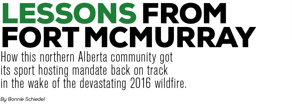 Lessons from Fort McMurray