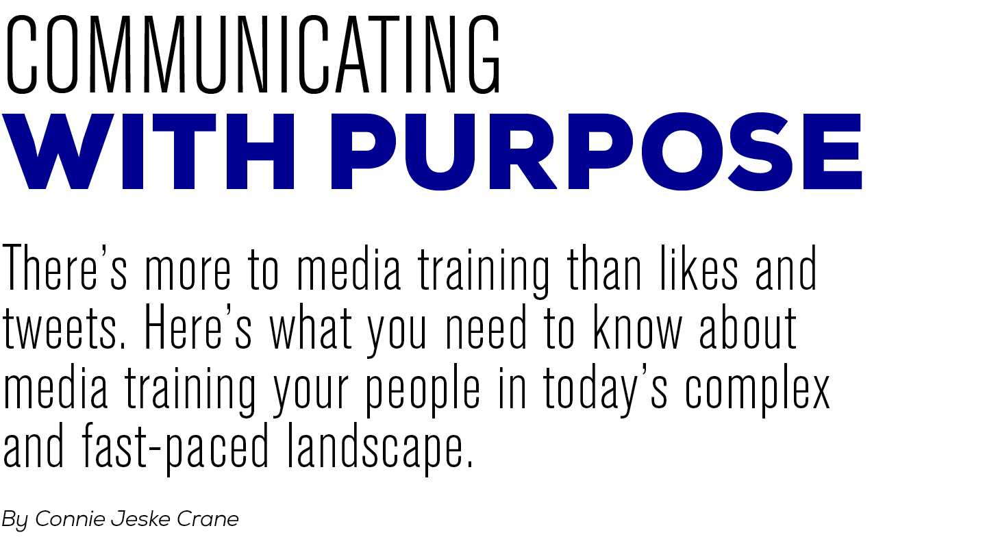 Communicating With Purpose