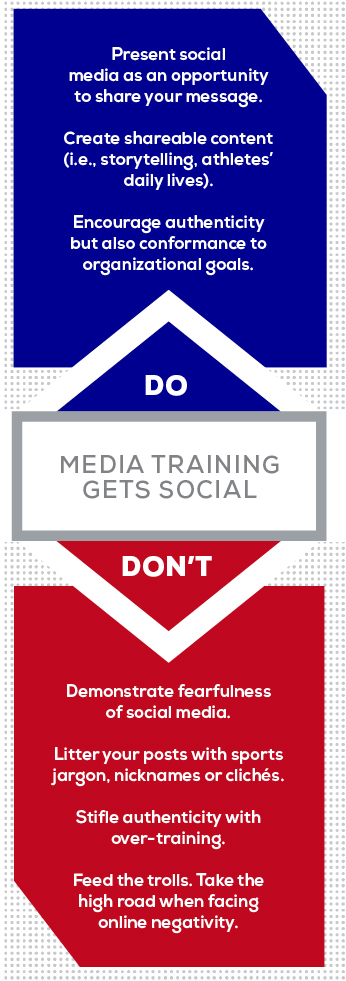 Media Training Gets Social