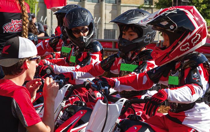 Children's Indy Car Racing