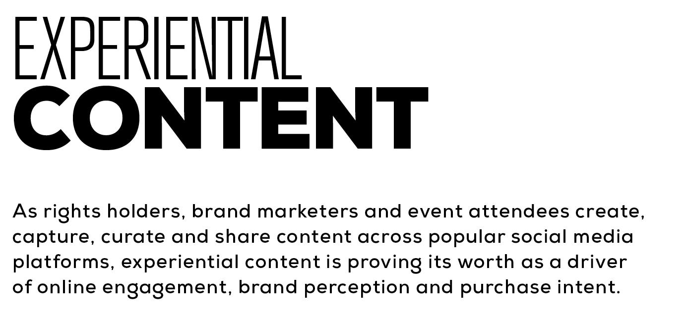 Experiential Content