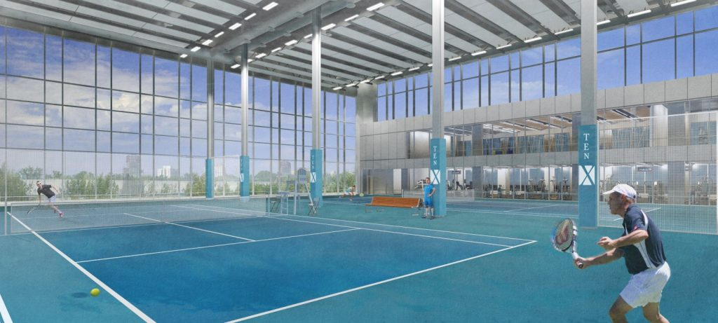 Hotel X Courts Sport Tourists With Premiere Facility Adrenalin
