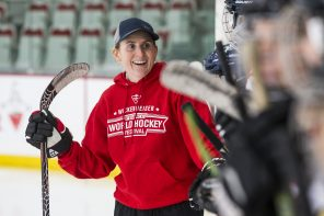 Hayley Wickenheiser's WickFest