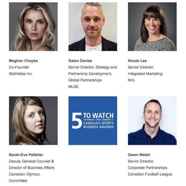 Meet the 2019 5 to Watch Winners