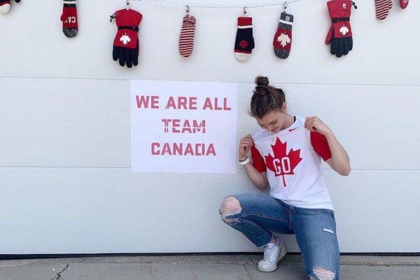 All Team Canada Header