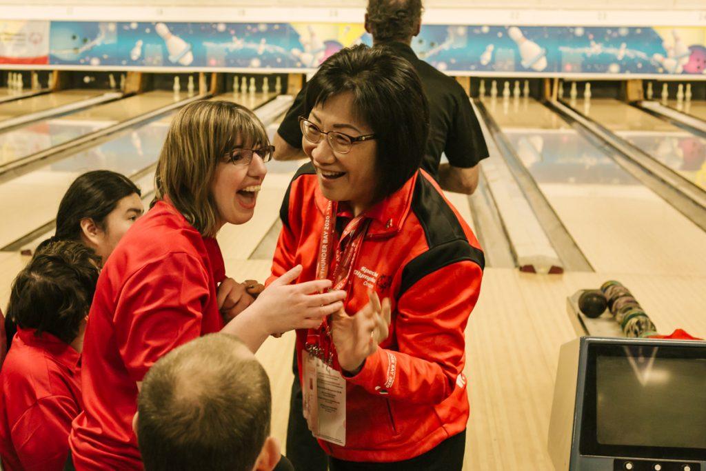Special Olympics Header